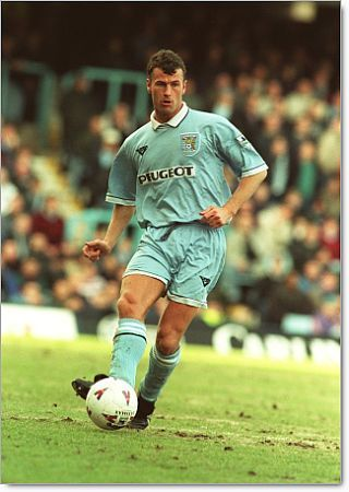 Ally Pickering, Coventry City
