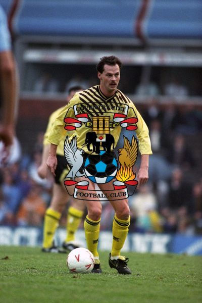 Kevin MacDonald, Coventry City