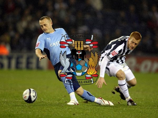 Coca-Cola Football League Championship - West Bromwich Albion v Coventry City - The Hawthorns