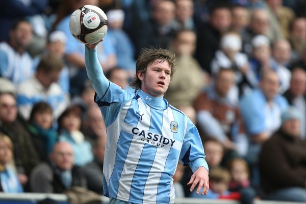 Aron Gunnarsson, Coventry City