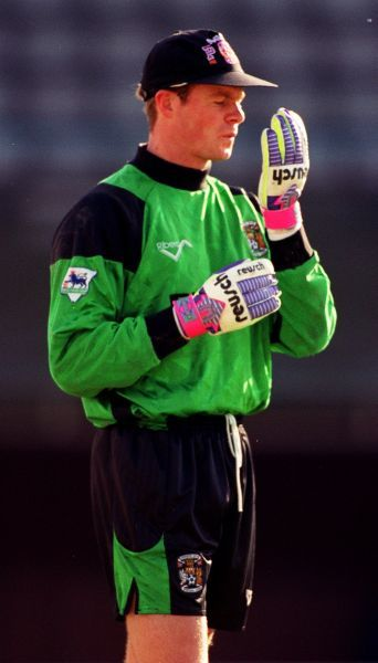 Jonathan Gould. JONATHAN GOULD, COVENTRY CITY