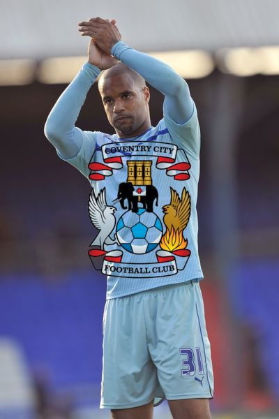 David McGoldrick, Coventry City