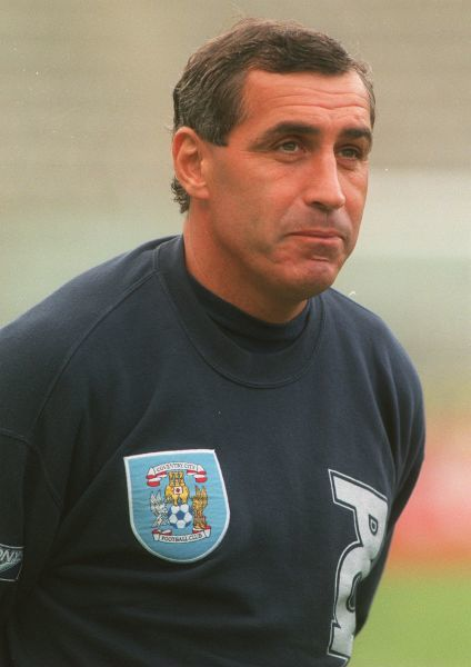 Peter Shilton. * PETER SHILTON, COVENTRY CITY