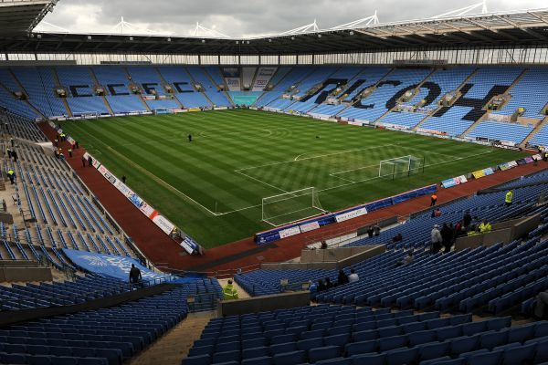 Coca-Cola Football League Championship - Coventry City v Watford - Ricoh Arena