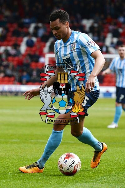 Jacob Murphy, Coventry City