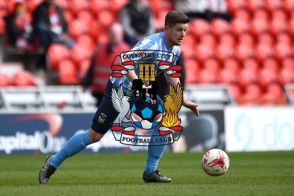 Aaron Phillips, Coventry City