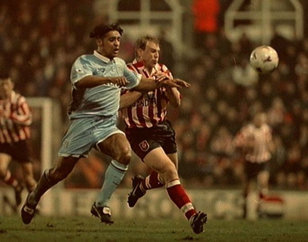 Southampton v Covetry City