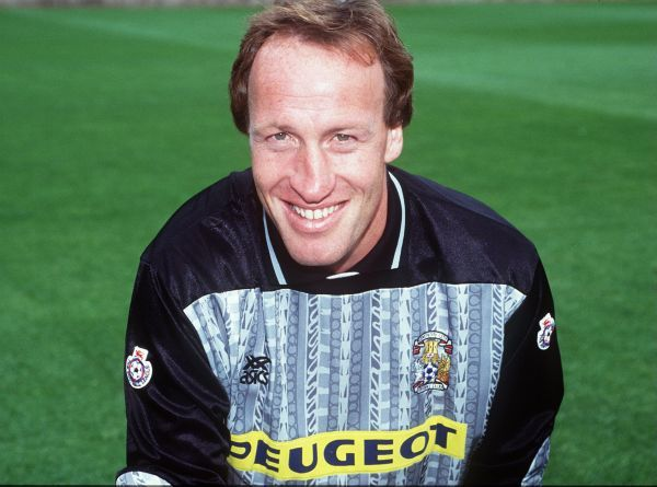 Steve Ogrizovic, Coventry City