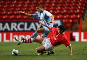 Barclays Reserve League South - Charlton Athletic v Coventry City - The Valley