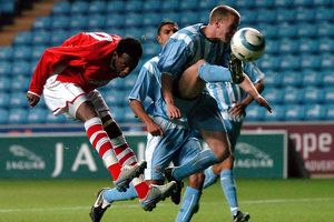Barclays Reserve League South - Coventry City v Charlton Athletic - Richoh Arena