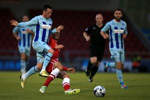 Capital One Cup - First Round - Coventry City v Cardiff City - Sixfields Stadium