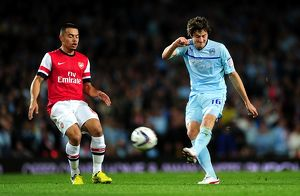 Capital One Cup - Third Round - Arsenal v Coventry City - Emirates Stadium