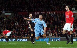 Carling Cup - Third Round - Manchester United v Coventry City - Old Trafford