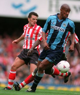 Carling Premier League - Southampton v Coventry City