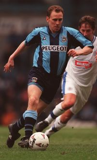 Carling Premiership - Coventry City v Leicester City
