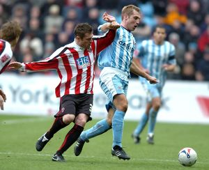 Coca-Cola Championship - Coventry v Sheffield United - Highfield Road