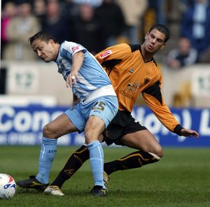 Coca-Cola Football League Championship - Wolverhampton Wanderers v Coventry City