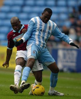 Coventry City v Burnley - Ricoh Arena