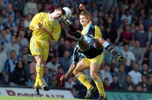 Coventry City v Leeds United