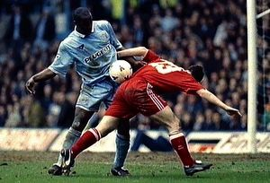 Coventry City v Liverpool