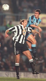 Coventry City v Newcastle United