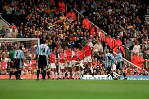 FA Carling Premiership - Arsenal v Coventry City