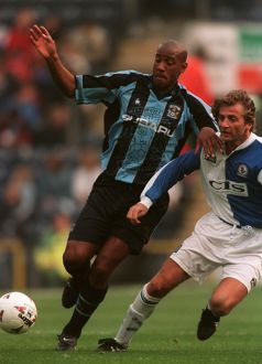 FA Carling Premiership - Blackburn Rovers v Coventry City