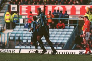 FA Carling Premiership - Coventry City v Sheffield Wednesday