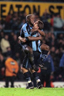 classic matches/28th december 1997 fa carling premiership/fa carling premiership coventry city v manchester