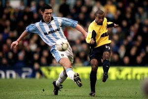 FA Carling Premiership - Coventry City v Arsenal