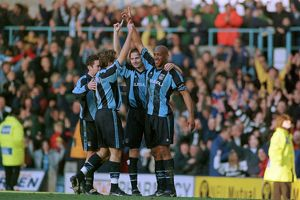 FA Carling Premiership - Coventry City v Barnsley