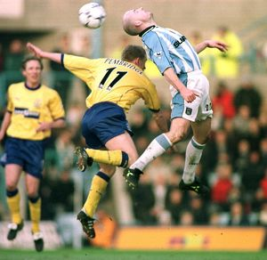 FA Carling Premiership - Coventry City v Everton