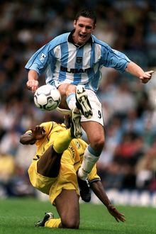 FA Carling Premiership - Coventry City v Leeds United