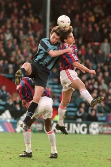 FA Carling Premiership - Crystal Palace v Coventry City