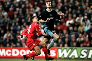 FA Carling Premiership - Liverpool v Coventry City