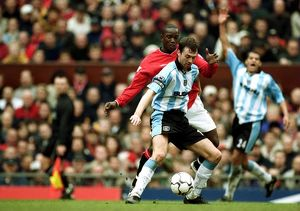 FA Carling Premiership - Manchester United v Coventry City - Old Trafford
