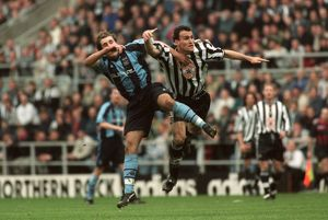 FA Carling Premiership - Newcastle United v Coventry City