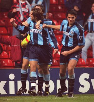 FA Carling Premiership - Nottingham Forest v Coventry City