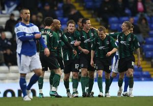 FA Cup - Fourth Round - Birmingham City v Coventry City - St Andrew's