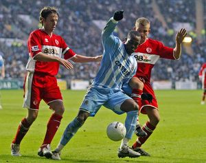 FA Cup - Fourth Round - Coventry City v Middlesbrough - Ricoh Arena