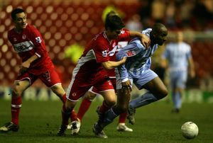 FA Cup - Fourth Round Replay - Middlesbrough v Coventry - Riverside Stadium