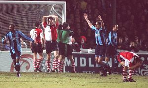 FA Cup Replay - Woking v Coventry