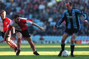 FA Cup Third Round - Coventry City v Woking