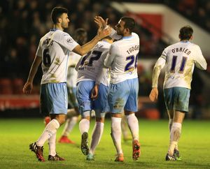 FA Cup - Third Round - Walsall v Coventry City - Bescot Stadium