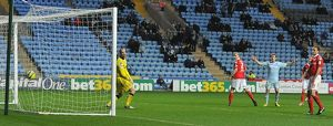FA Cup - Second Round - Coventry City v Morcambe - Ricoh Arena