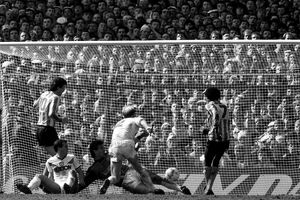 FA Cup Semi Final - Coventry City v Leeds United - Hillsborough