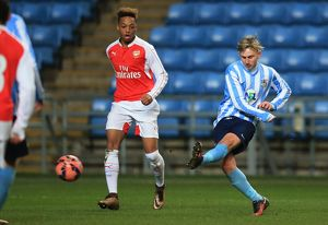 FA Youth Cup - Coventry City v Arsenal - Fifth Round - Ricoh Arena