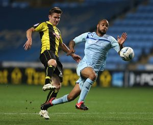 Johnstone's Paint Trophy - Northern Section - Coventry City v Burton Albion