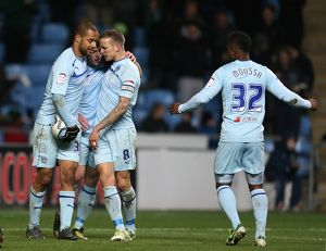Johnstone's Paint Trophy - Northern Section - Quarter-Final - Coventry City v