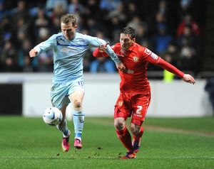 Johnstone's Paint Trophy - Northern Section - Final - Coventry City v Crewe Alexandra
